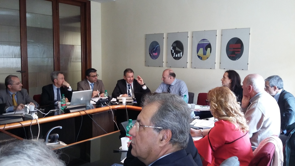 1st Meeting of Digital Innovation Hubs I4MS – Italy